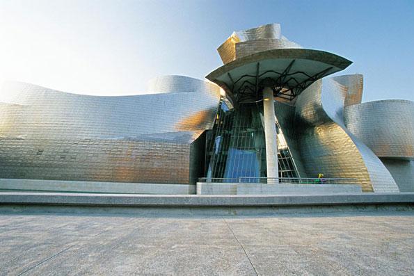 毕尔巴鄂古根海姆博物馆