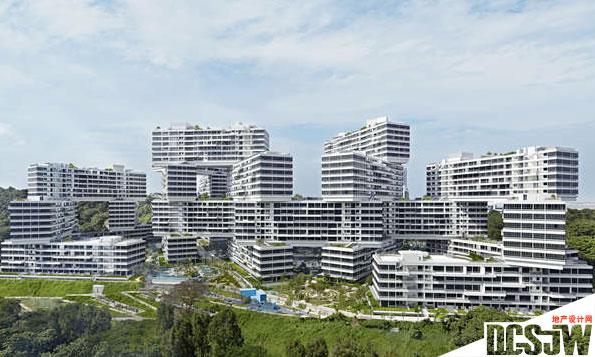 新加坡翠城新景